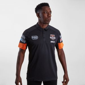 Wests Tigers NRL 2019 Players Rugby Polo Shirt