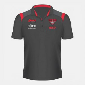 Essendon Bombers 2019 AFL Players Polo Shirt