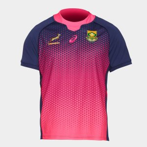 South Africa Springboks 2019/20 Players S/S Rugby Training Shirt