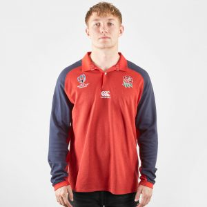 England RWC 2019 Alternate Classic L/S Rugby Shirt