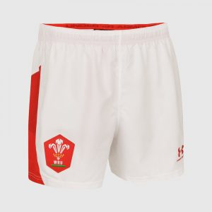 Wales WRU 2019/20 Home Rugby Shorts