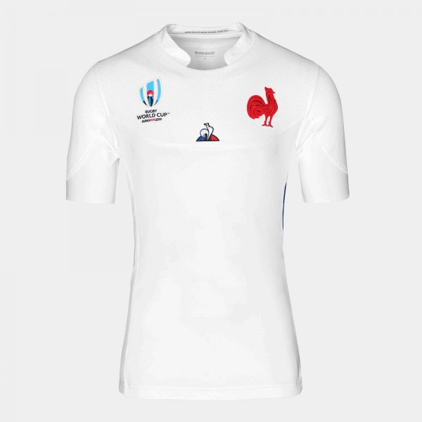 France RWC 2019 Alternate S/S Rugby Shirt