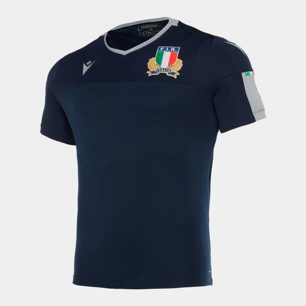 Italy 2019/20 Gym Rugby Training T-Shirt