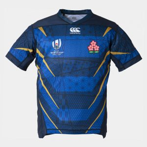 Japan RWC 2019 Alternate Pro S/S Rugby Shirt