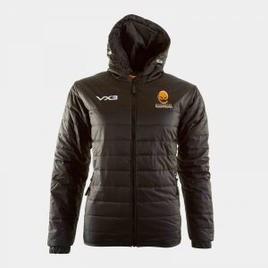 Worcester Warriors 2019/20 Ladies Pro Quilted Rugby Jacket