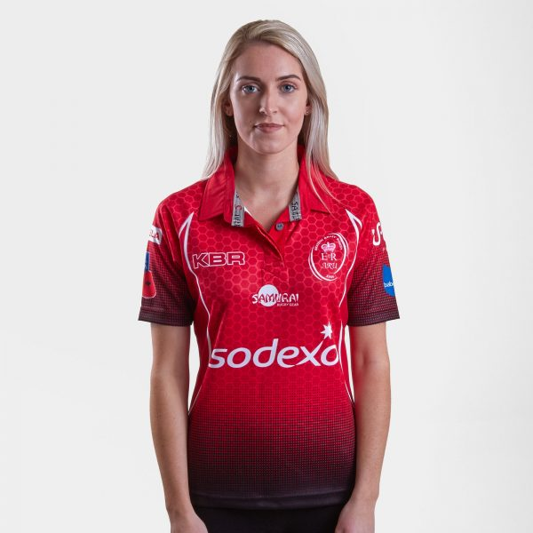 Army Rugby Union 2018 Ladies Home S/S Rugby Shirt