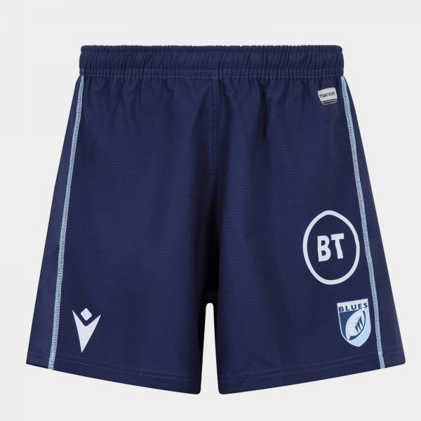 Cardiff Blues 2019/20 Home Rugby Shorts