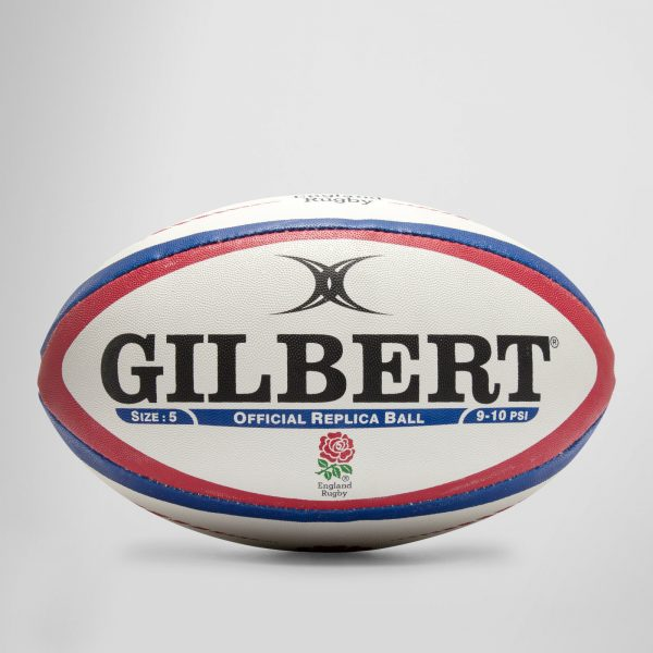 England Official Replica Rugby Ball
