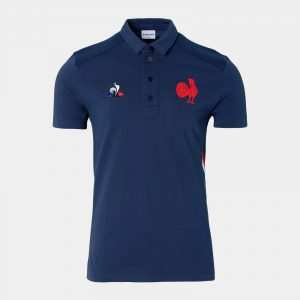 France 2019/20 Presentation Rugby Polo Shirt