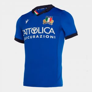 Italy 2019/20 Home Test S/S Rugby Shirt