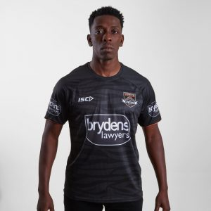 Wests Tigers NRL 2019 Players Rugby Training T-Shirt