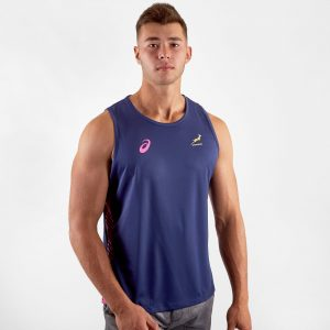 South Africa Springboks 2019/20 Players Rugby Training Singlet