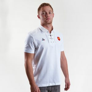France 2018/19 Supporters Rugby Polo Shirt
