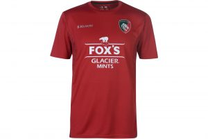 Leicester Tigers 19/20 Mens Training T-Shirt