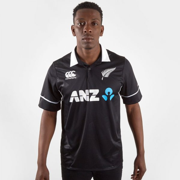New Zealand Cricket Shirt Mens