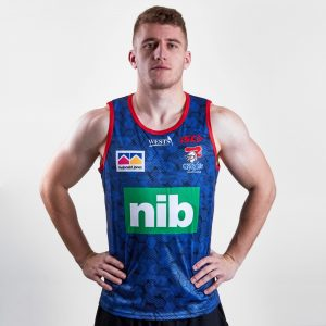 Newcastle Knights NRL 2019 Players Rugby Training Singlet