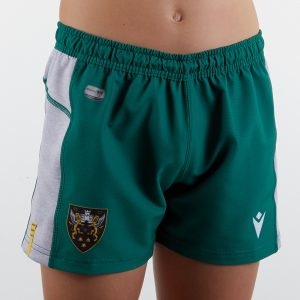 Northampton Saints 2019/20 Kids Alternate Rugby Shorts
