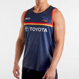 Adelaide Crows 2020 AFL Players Training Singlet