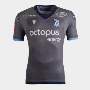Cardiff Blues 2019/20 Alternate S/S Replica Rugby Shirt