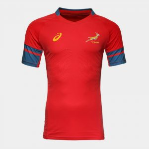 South Africa Springboks 2017/18 Rugby Training Shirt